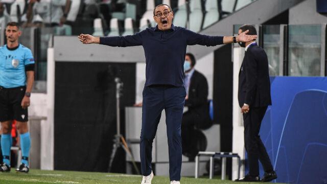 Trzęsienie ziemi w Juventusie. Odpadł z Ligi Mistrzów, zwolnił trenera