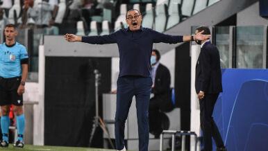 Trzęsienie w Juventusie. Sarri zwolniony