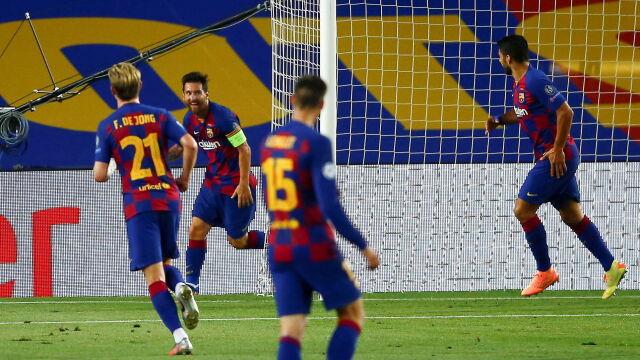 Messi upolował rekordową liczbę ofiar