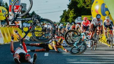 Koszmarna kraksa w Tour de Pologne. Prokuratura wszczęła śledztwo