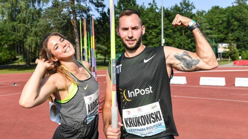 Festiwal Rzutów im. Kamili Skolimowskiej z dwoma najlepszymi wynikami sezonu