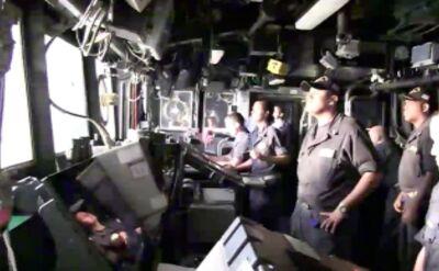 Tomahawkami w dżihadystów. US Navy publikuje nagranie