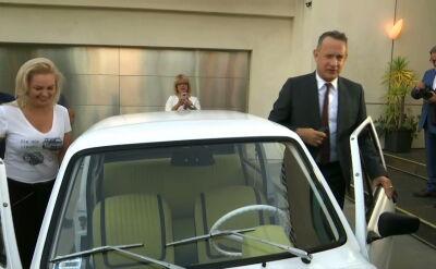 Tom Hanks chce pomóc szpitalowi w Bielsku Białej