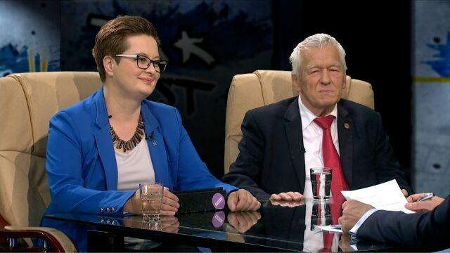 Lubnauer komentuje wywiad Kaczyńskiego i spotkanie z Dudą