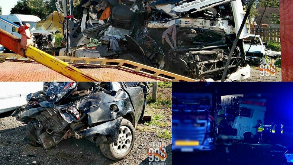 Pił alkohol, spowodował wypadek. Zginęły dwie osoby, kierowca aresztowany