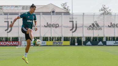 Ronaldo trenuje w specjalnych butach. Mają dać przewagę nad rywalami