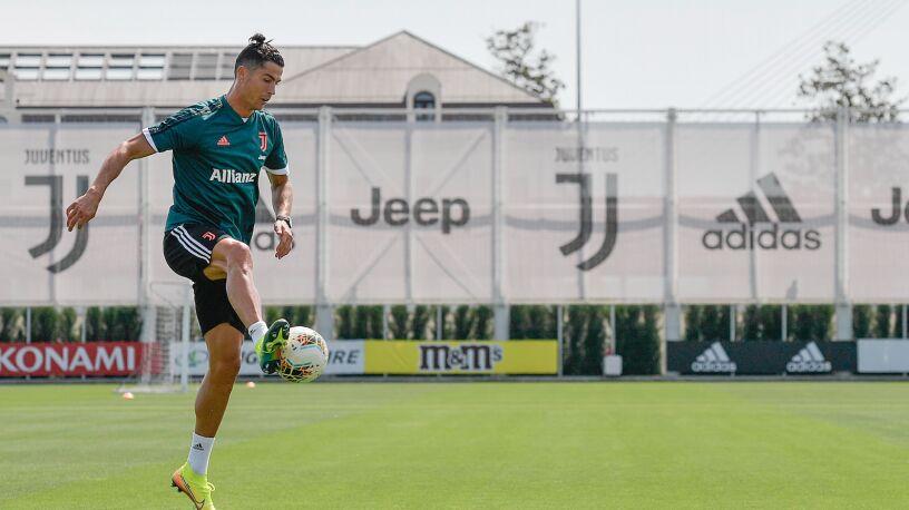Specjalne buty na nogach Ronaldo. Mają dać mu przewagę nad rywalami