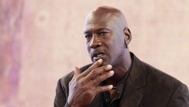 Michael Jordan wydał oświadczenie.