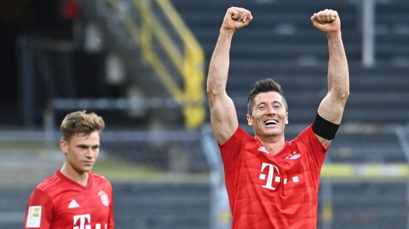 Półfinały Pucharu Niemiec w Eurosporcie.  Mateusz Borek skomentuje mecz Bayernu