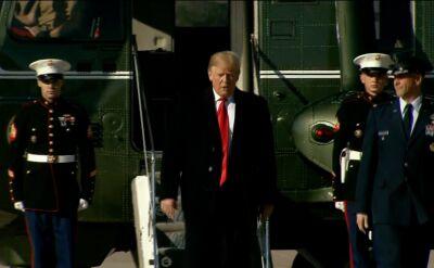 Trump: mogę rozważyć sankcje w związku ze sprawą Chaszodżdżiego