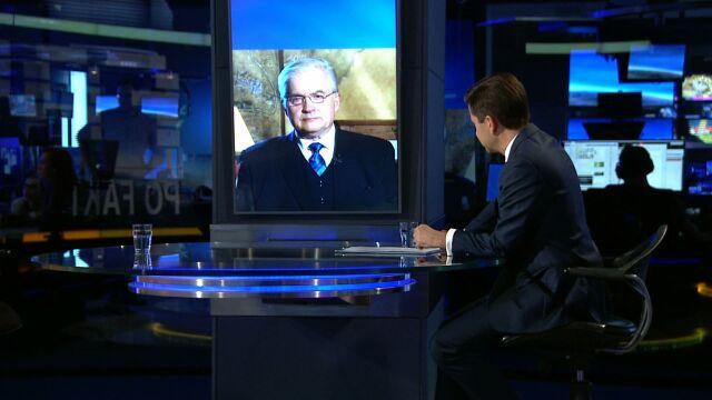 Cimoszewicz o Kaczyńskim: powie absolutnie wszystko