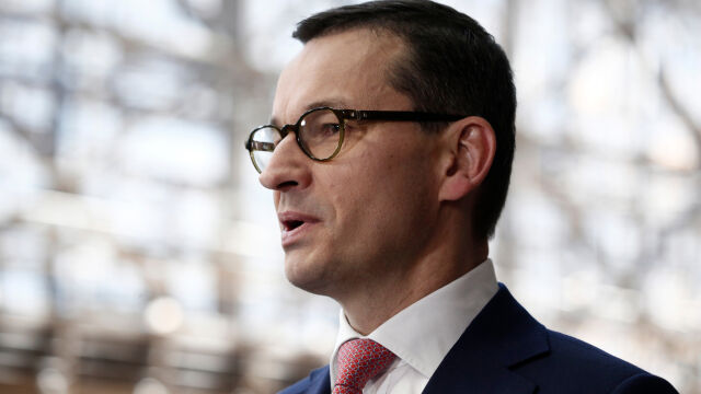 Morawiecki on British TV: London and Brussels step on thin ice