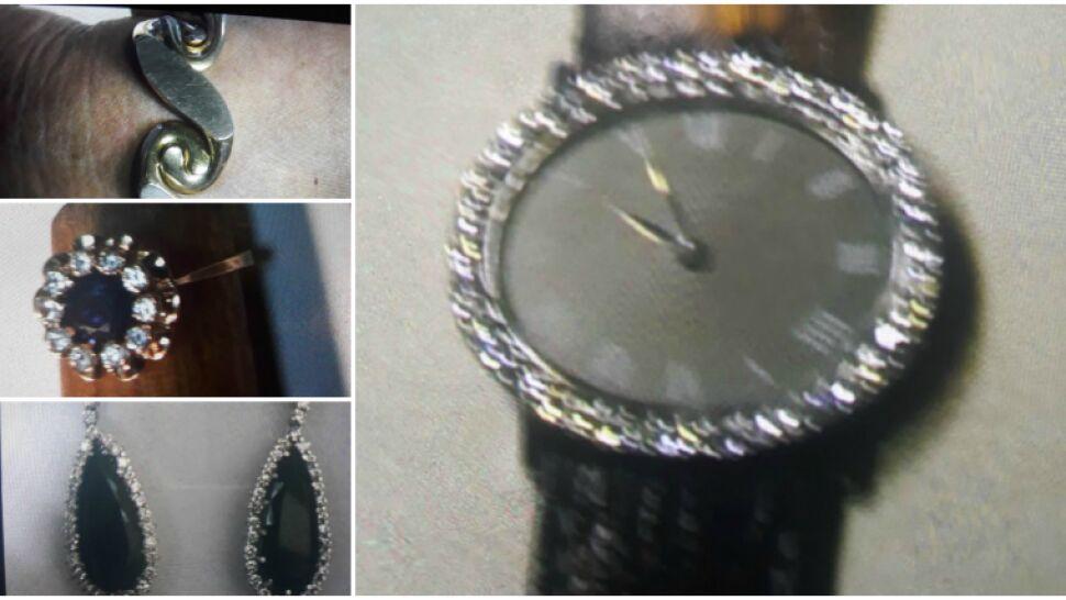 Drogocenna biżuteria w rękach złodziei. Rozpoznajesz te przedmioty?