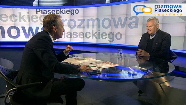 """Kwaśniewski o """"fenomenie Morawieckiego"""""""