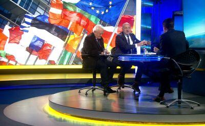 Marcinkiewicz: TSUE wydał decyzje tak szybko, bo cały czas były szybkie, nagłe ruchy polskich władz