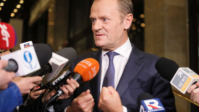 Tusk: The work that I do not control is a commission capital