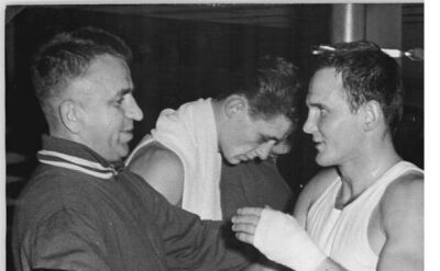 Zimoch o piłkarzach i bokserach