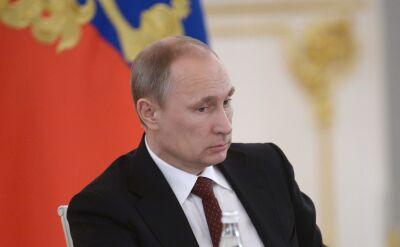 """Ekspert: Putin """"nie ma w kartach"""" rozwiązania, bo go teraz nie chce"""