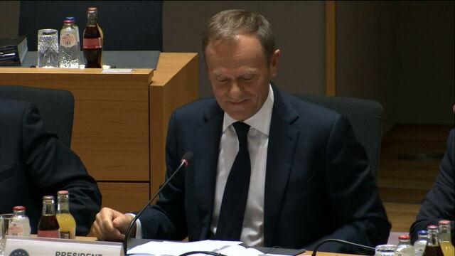 Donald Tusk: Obiecuję, że was nie zawiodę