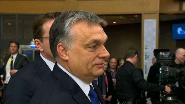 Węgry poprą Donalda Tuska