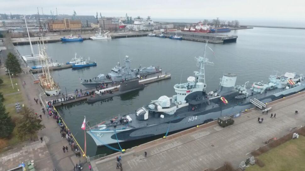 Marynarka Wojenna zaprosiła na swoje okręty