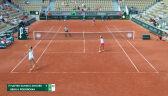 Skrót meczu Świątek/Mattek-Sands – Begu/Podoroska w półfinale French Open