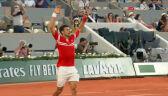 Wojna na wyniszczenie. Djoković wygrał długą wymianę w 6. gemie 3. seta