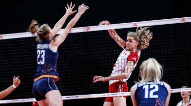 Polskie siatkarki narobiły apetytu kibicom w meczu z Holenderkami