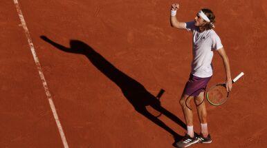 Tsitsipas w finale Roland Garros. Grek górą w pojedynku młodych gigantów