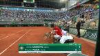 Djoković wygrał 2. seta w starciu z Nadalem w półfinale French Open