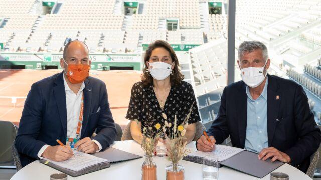 Roland Garros przez kolejne lata na platformach Discovery