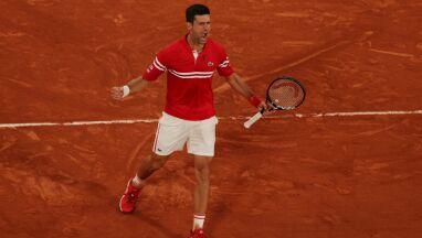 Nadal nie wygra Roland Garros. Djoković powtórzył wyczyn sprzed lat