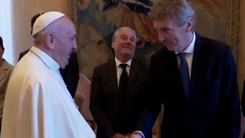 Wyjątkowa wizyta przed Euro 2020. Zbigniew Boniek spotkał się z papieżem