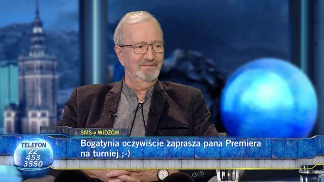 Krzysztof Daukszewicz w Szkle Kontaktowym