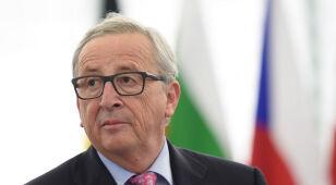 Juncker złożył gratulacje Putinowi. Od razu został skrytykowany