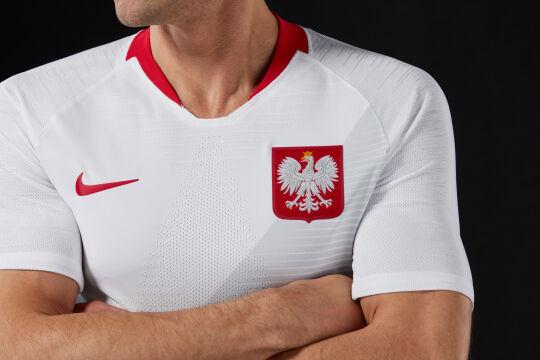 3ba1ebca2 Zaprezentowano koszulki reprezentacji Polski na mundial 2018 ...
