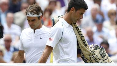 Finał gigantów. Federer i Djoković po raz czwarty zmierzą się na wimbledońskiej trawie