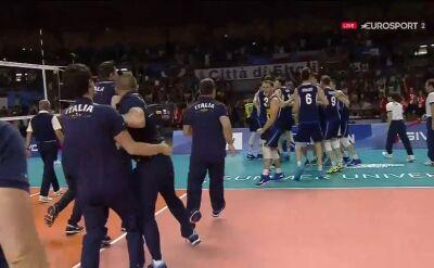 Fatalna końcówka! Włochy pokonały Polskę w finale Uniwersjady