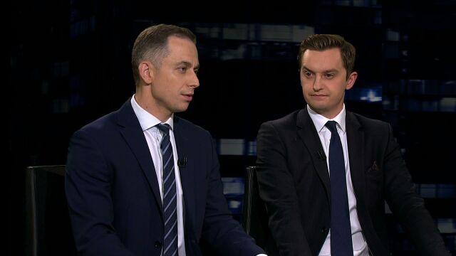 Sebastian Kaleta: nie znam przyczyn decyzji o wezwaniu Cezarego Tomczyka