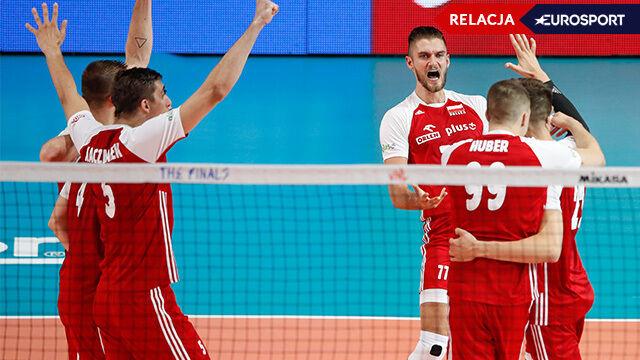 Final Six Ligi Narodów. Polska - Iran [RELACJA]