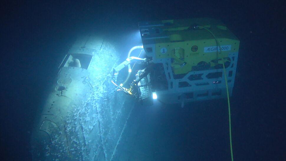 Radioaktywny wyciek z wraku sowieckiego okrętu. Naukowcy podali nowe dane