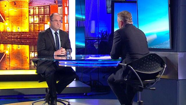 Adam Bielan o Fransie Timmermansie: robił dużo, żeby obalić rząd