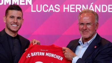 Francuski zawodnik chce być liderem Bayernu. Co na to Robert Lewandowski?