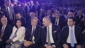 Donald Tusk podczas wizyty w Gruzji