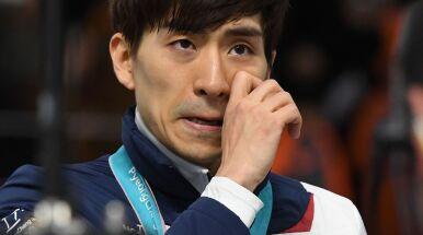 Koreańska sława olimpijska znęcała się nad kolegami. Rok zawieszenia