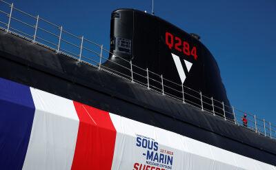 Suffren, pierwszy atomowy okręt podwodny typu Barracuda