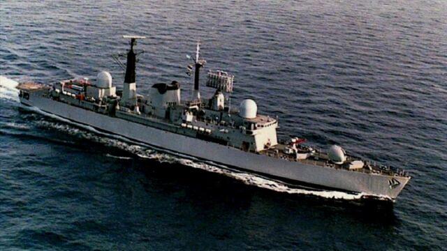 """Symbol floty Argentyny zatonął  w porcie. Minister """"zawstydzony"""""""