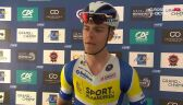 Arne Marit po zwycięstwie w Grand Prix Morbihan