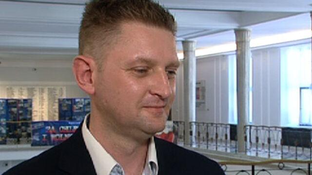 Andrzej Rozenek krytykuje opoycję za stan dróg