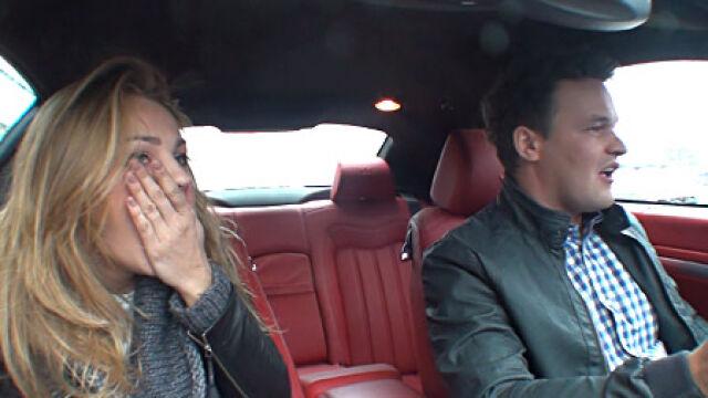 """""""Ała!"""". Socha, Maserati, autobus i wyrwane drzwi"""